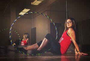 Jessica Perez Hoop Love Teacher