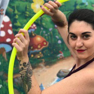 Samantha Hoop Love Teacher