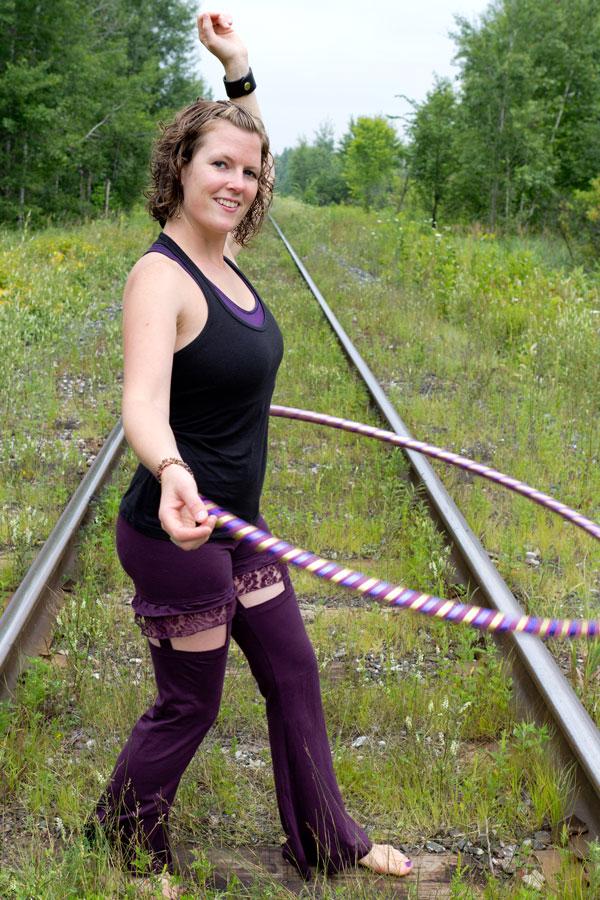 Samantha McIntosh Hoop Love Teacher
