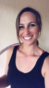 Ashley Roberts Hoop Love Teacher