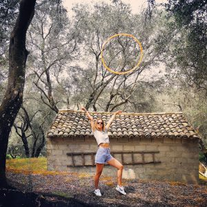 Ilaria Paoletti Hooplove Teacher