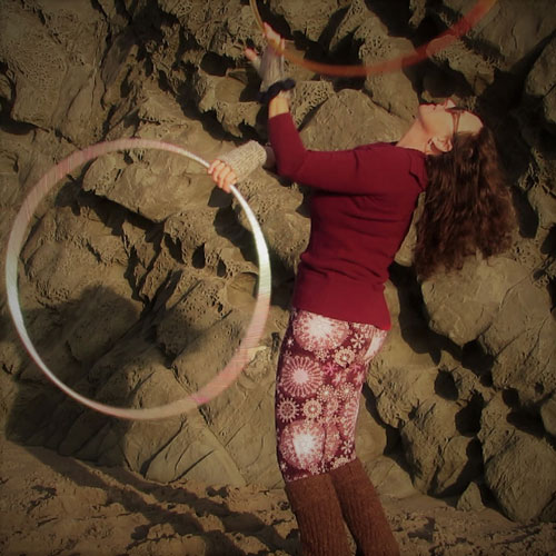 Em Robbins Hula Hoop Teacher Southern Oregon Coast