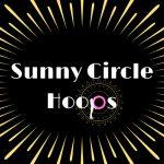 Sunny Circle Hoops Logo