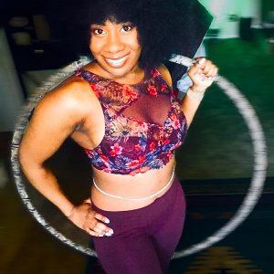Hula Sutra Hoop Dancer
