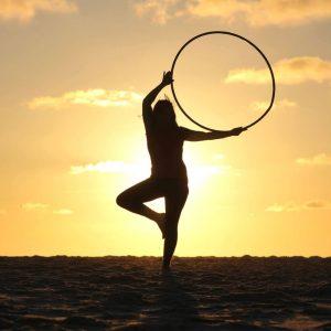 Lara-Jane-hooping in the sun