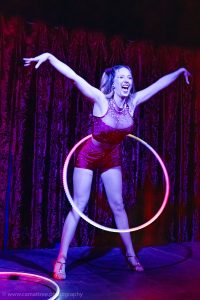 Abbii Allora Brisbane Hula Hoop performer
