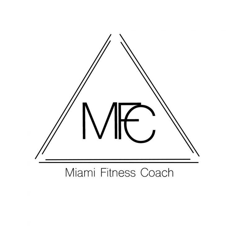 Miami Fitness Coach Logo