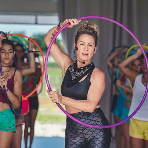 Deanne Love Hula Hoop Classes
